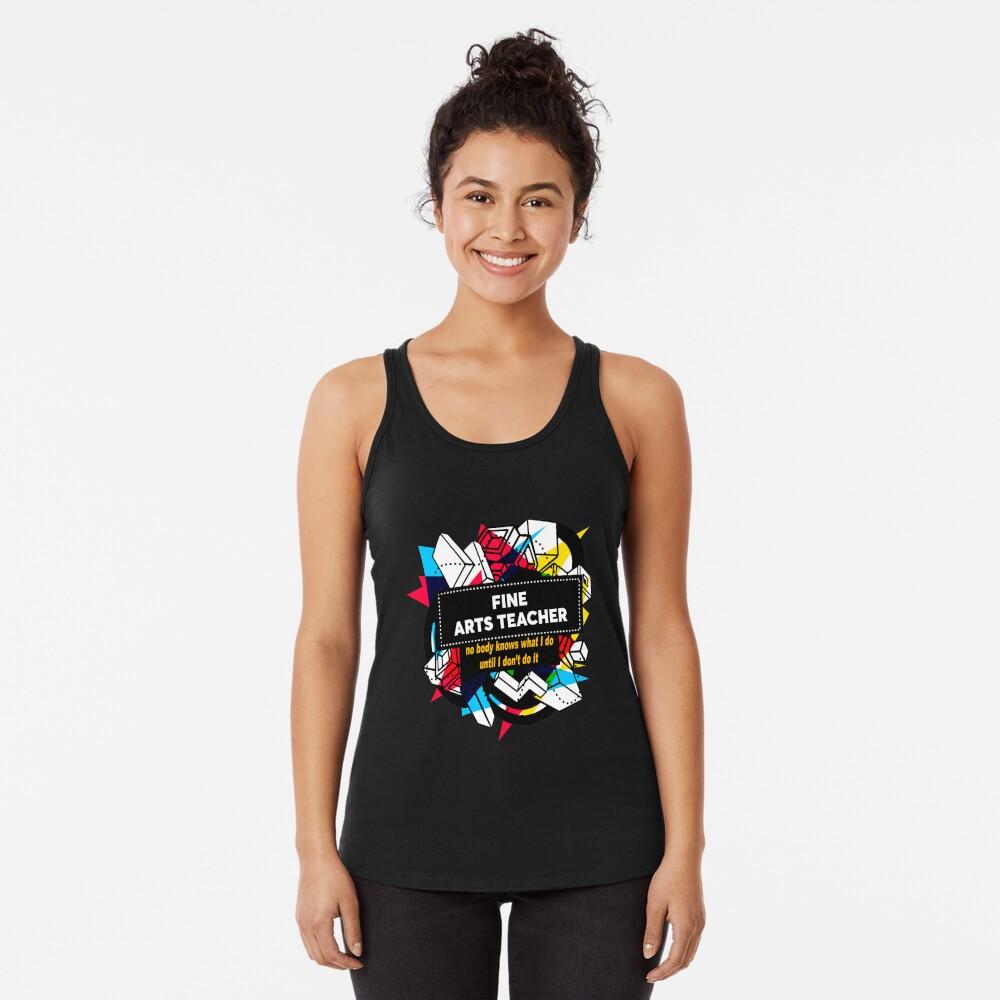 MAESTRO DE BELLAS ARTES Camiseta con espalda nadadora
