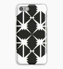 Unique Diamond Pattern Optical Illusion Creative Cool Design  iPhone Case/Skin