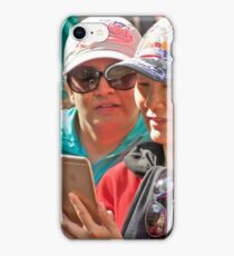 World Of Selfies iPhone Case/Skin