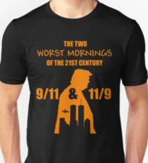 The two worst mornings of the 21st century T-Shirt