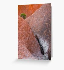 Uluru I Greeting Card