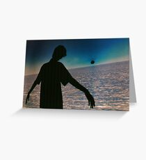 Front Projection Greeting Card