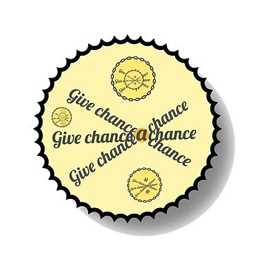 Give chance a chance by daydeal