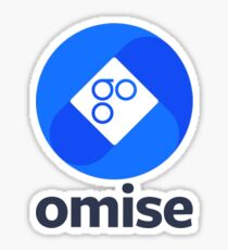 OmiseGO - OMG - Omise GO: Unbank The Banked With Ethereum Sticker