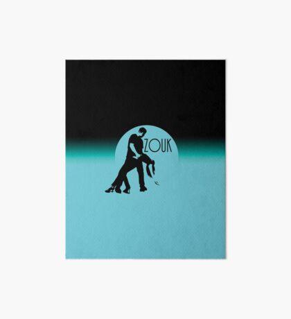 ZOUK - blue moon Art Board