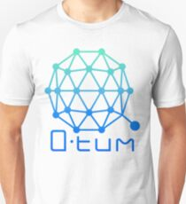 Qtum - QTUM: Enterprise Compatible Blockchain Applications T-Shirt