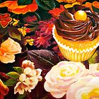 Cupcakes and Butterflies by ©Janis Zroback