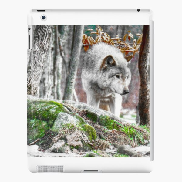 The Forest Hunter iPad Snap Case