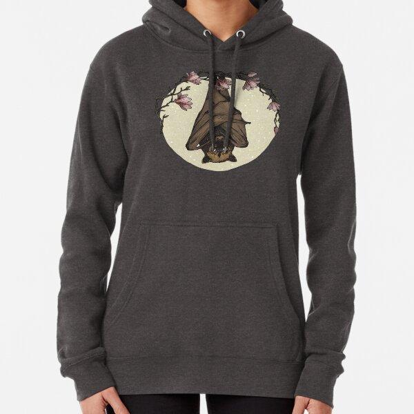 Bat Crazy Pullover Hoodie