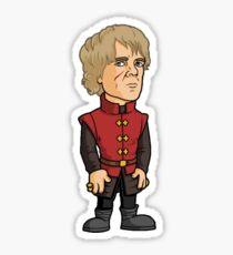 Game Of Thrones Tyrion Lannister Cartoon Sticker