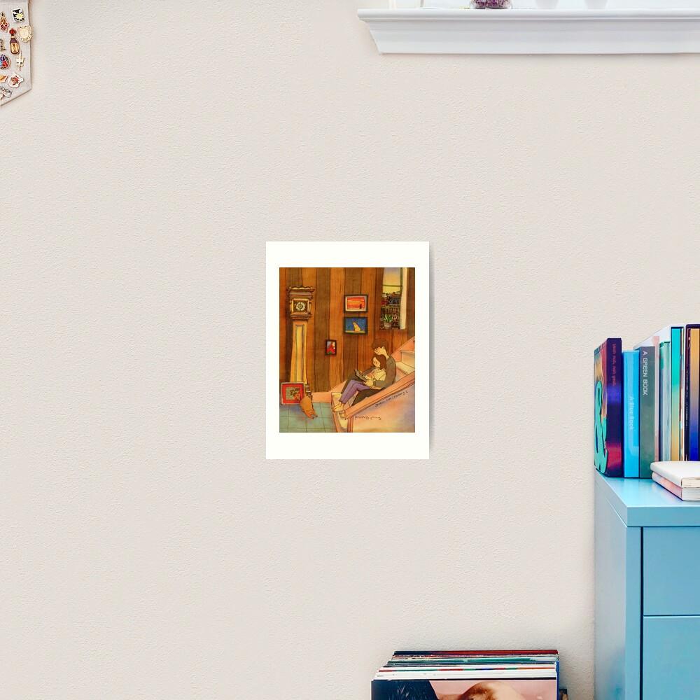 Your album Art Print