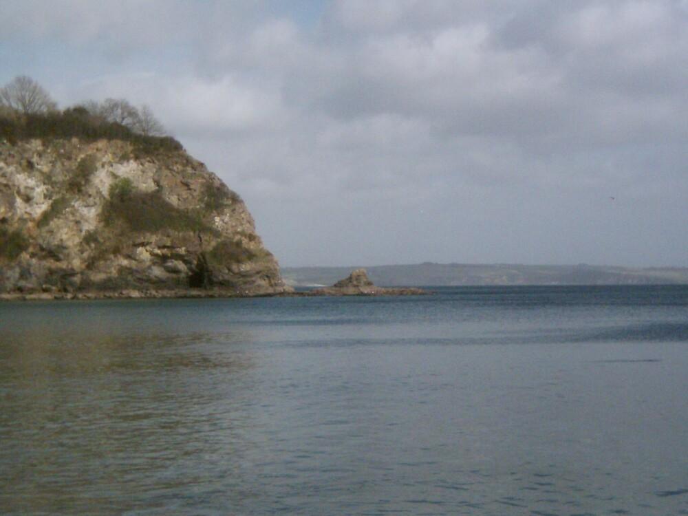 Cornish coastline by Kernowpics