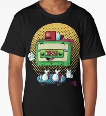 Cassette Love Long T-Shirt