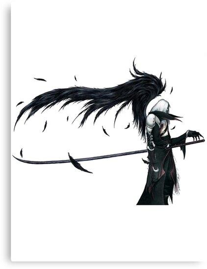 Sephiroth by Manos-T