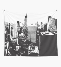 Big city Wall Tapestry