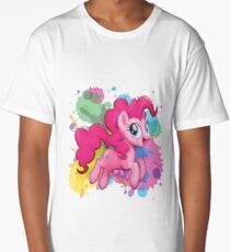 my little pony pinkie pie Long T-Shirt