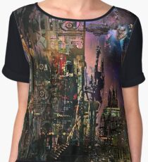 The Night Workers Women's Chiffon Top