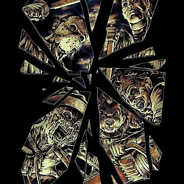 Horror pieces by RandyMax