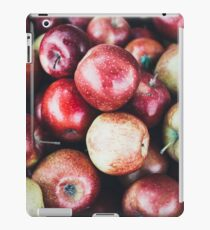 A Bunch Of Red Apples iPad Case/Skin