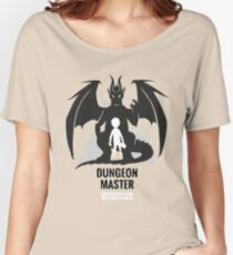 AFTER SCHOOL WARRIORS: DUNGEON MASTER Women's Relaxed Fit T-Shirt