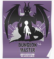 AFTER SCHOOL WARRIORS: DUNGEON MASTER Poster
