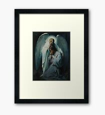 Agony In The Garden by Frans Schwartz, 1898 3 Framed Print