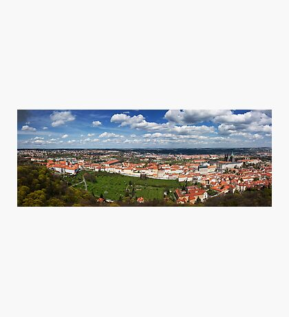 Prague Panorama Photographic Print
