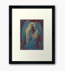Agony In The Garden by Frans Schwartz, 1898 4 Framed Print