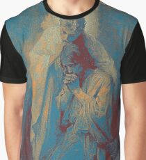 Agony In The Garden by Frans Schwartz, 1898 3a Graphic T-Shirt