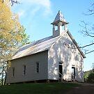 Methodist Church II by Gary L   Suddath