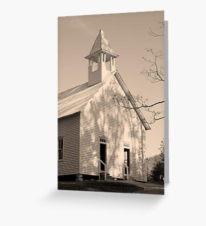 Methodist Church III Greeting Card