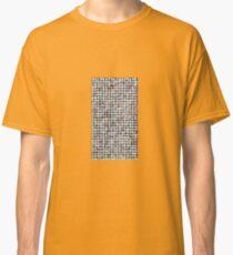 b&w Strand Classic T-Shirt