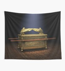 Ark of the Covenant Wall Tapestry
