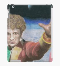 Colin Baker iPad Case/Skin