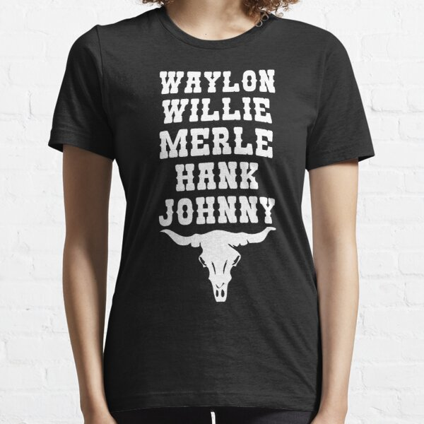 Country Music Legends Essential T-Shirt