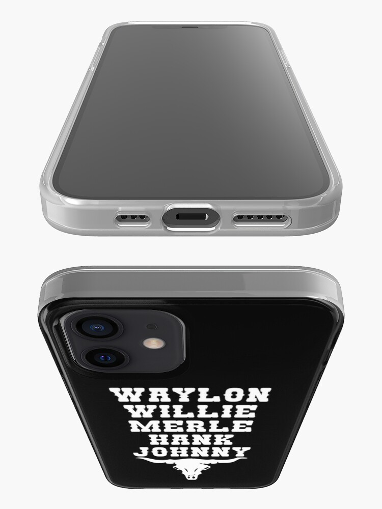 Alternate view of Country Music Legends iPhone Case & Cover