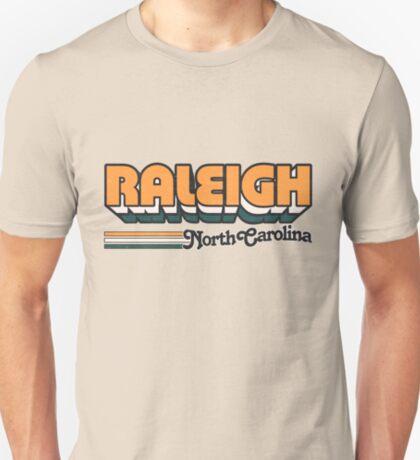 Raleigh, NC   City Stripes T-Shirt