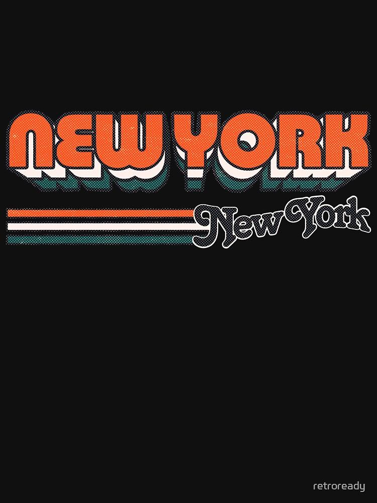 New York, NY | City Stripes by retroready
