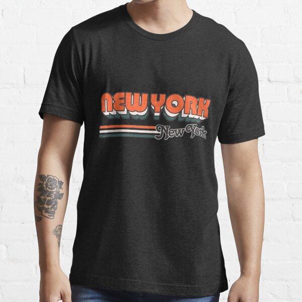 New York, NY | City Stripes Essential T-Shirt