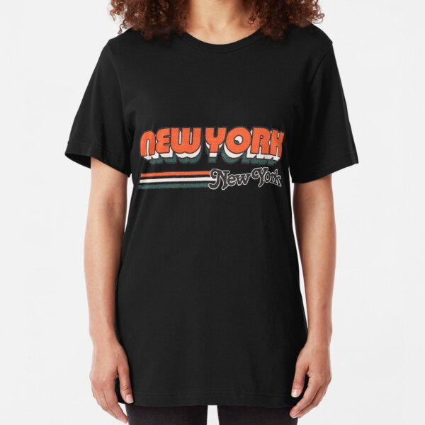 New York Slim Fit T-Shirt
