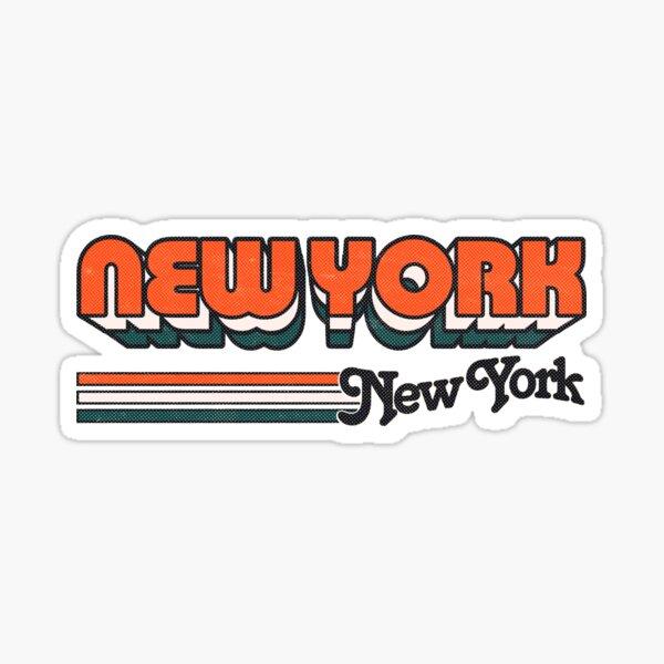 Nueva York Pegatina