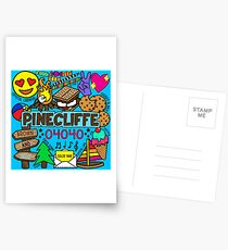 Pinecliffe Postkarten