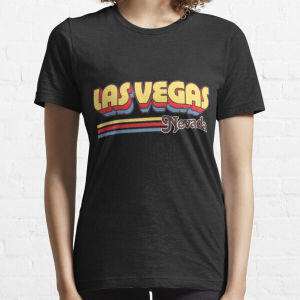 Las Vegas, NV | City Stripes Essential T-Shirt