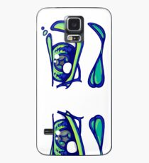 tranquil eyes Case/Skin for Samsung Galaxy