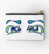 tranquil eyes Studio Pouch