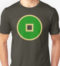 Minimalist Earth Kingdom Emblem T-Shirt