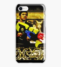 scarface print iPhone Case/Skin