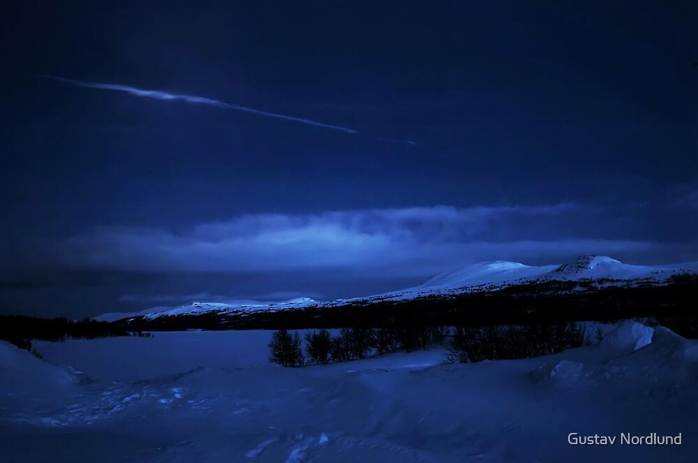 Winternight by Gustav Nordlund