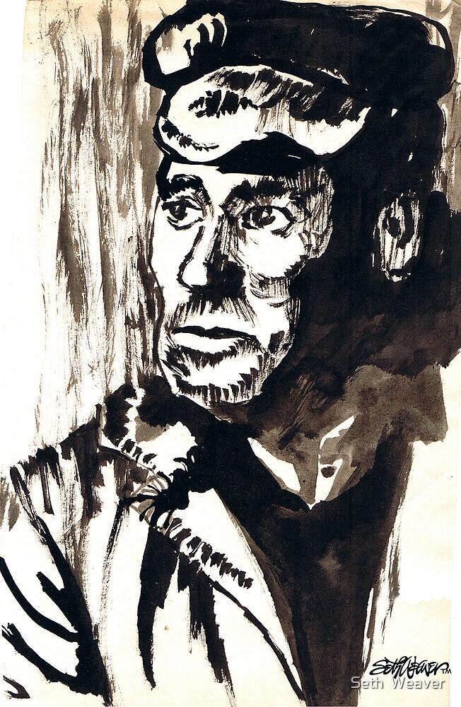 British Coal Miner by Seth  Weaver