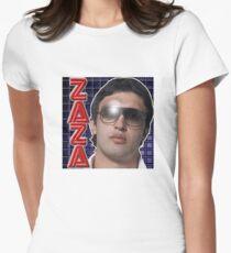 ZAZA Tailliertes T-Shirt für Frauen